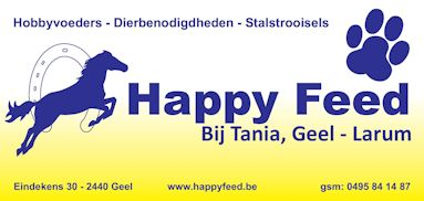 Happy Feed - Happy Dog Geel
